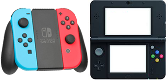 3DS、switch
